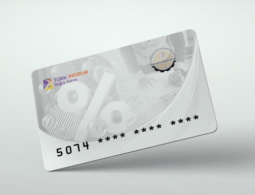 آلية تفعيل بطاقة Türk İndirim