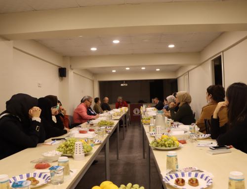 تجمع المهندسين يشارك في مساعي حل مشاكل التعليم للسوريين في تركيا